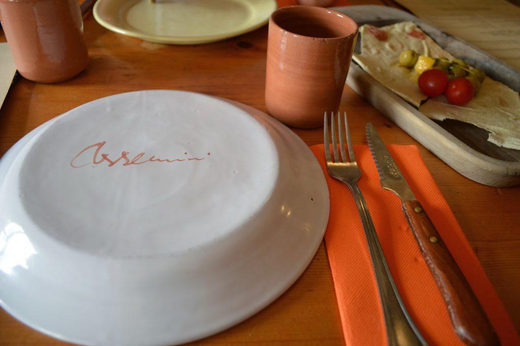 Elio's ristorante restaurant sarde italien Bordeaux