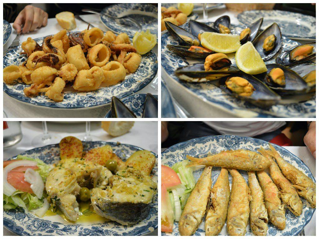 El Marucho restaurant Santander en Cantabrie - blog voyages Camille In Bordeaux