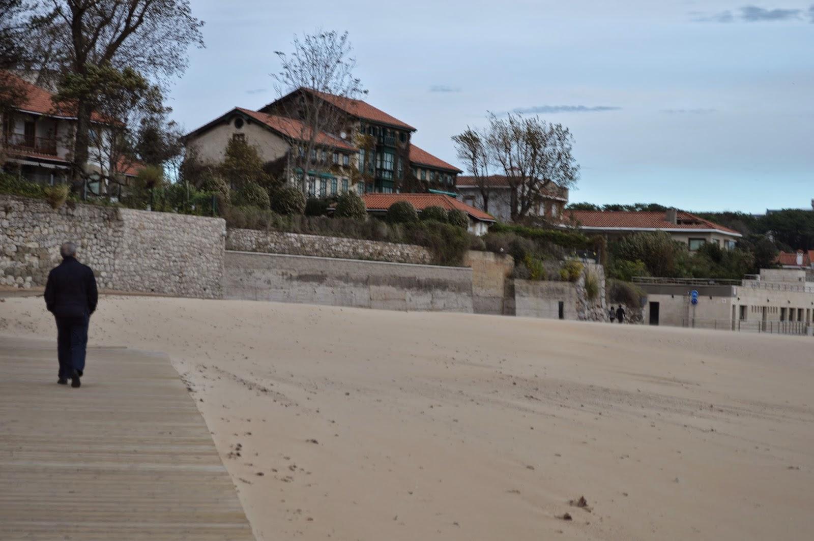promenade aménagées Santander - blog voyages Camille In Bordeaux
