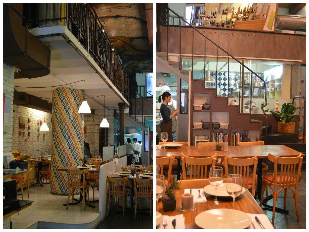 Umma restaurant Santander en Cantabrie - blog voyages Camille In Bordeaux