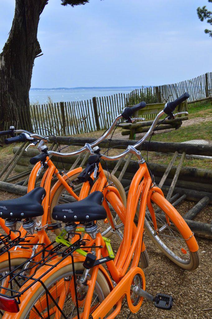 beach cruisers Lège Cap Ferret