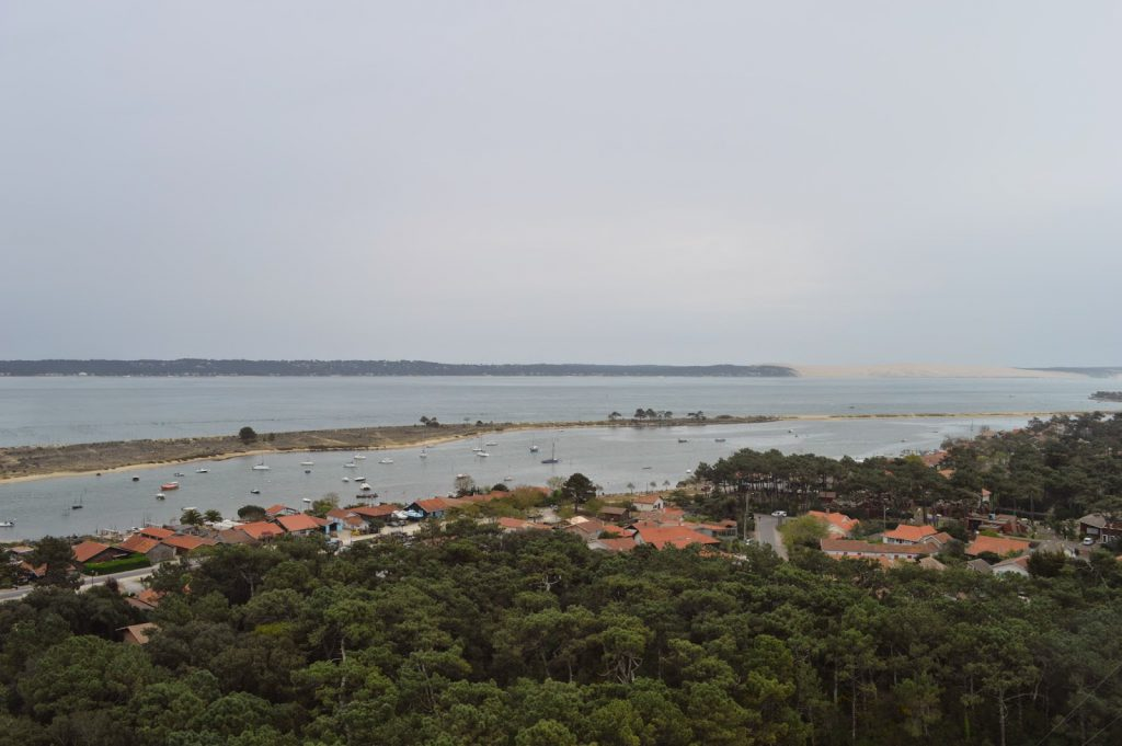 vue panoramique phare Lège Cap Ferret