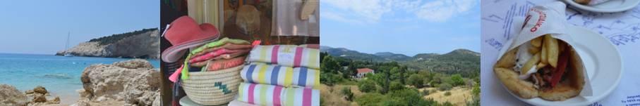 Lefkada ile ionienne Grèce - blog bons plans voyages Camille In Bordeaux