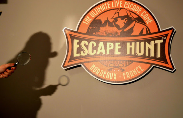 escape game Bordeaux Escape Hunt - blog Camille In Bordeaux