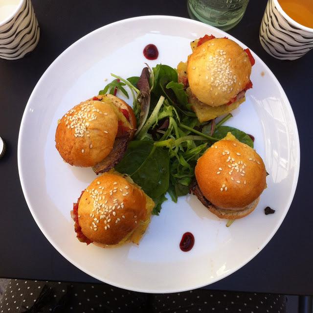 burgers Spok Bordeaux restaurant blog Camille In Bordeaux