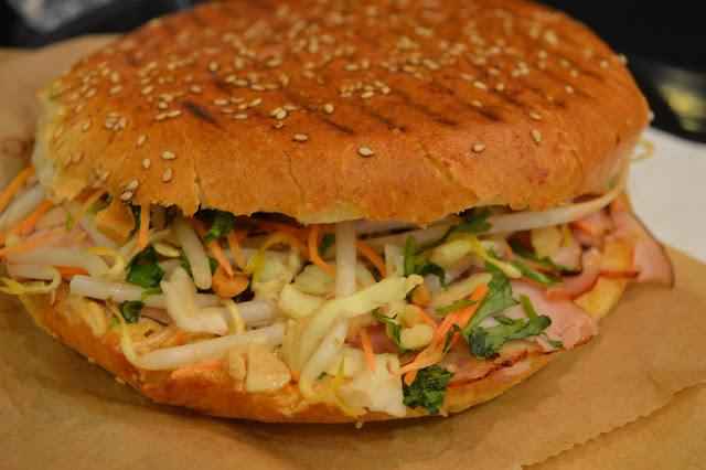 breadstorming Bordeaux sandwichs salades - blog Camille In Bordeaux