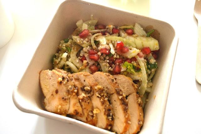la cuisine de Faustine lunchbox healthy Bordeaux