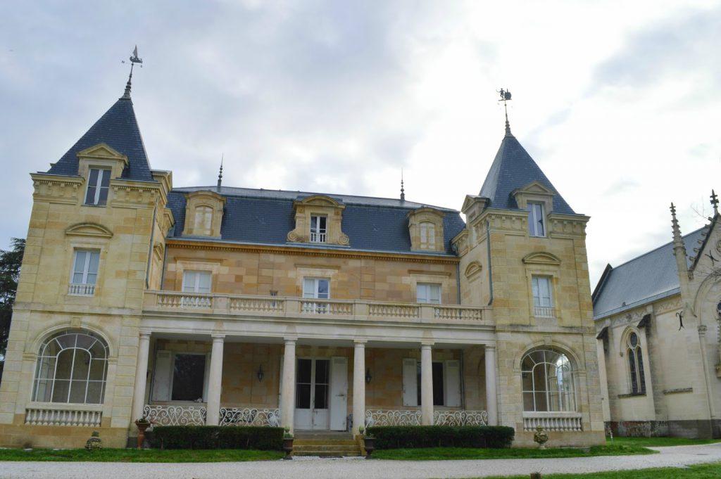 château léognan bordeaux - blog bons plans Camille In Bordeaux