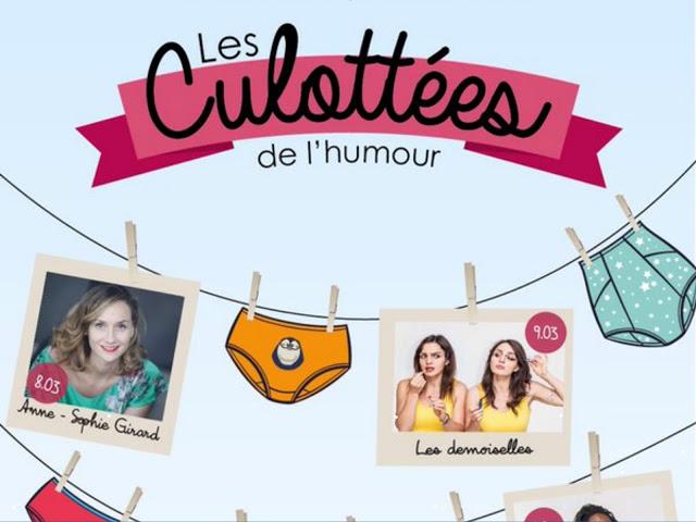 Les culott es de l 39 humour nouveau festival bordeaux for Les chambres de camille bordeaux