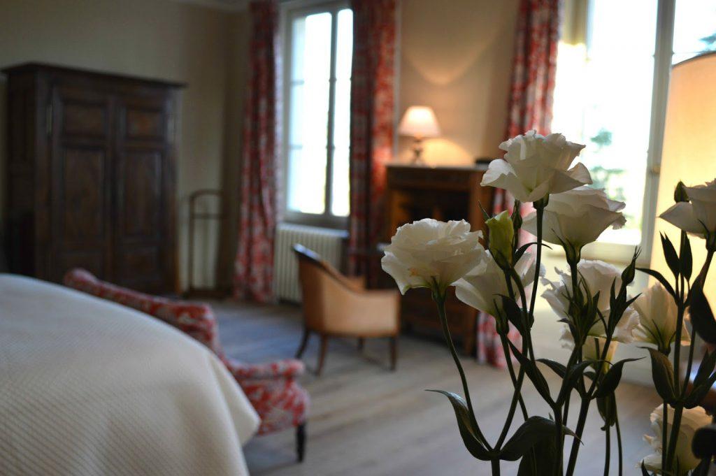 chambre d'hôtes de luxe château le pape blog bordeaux