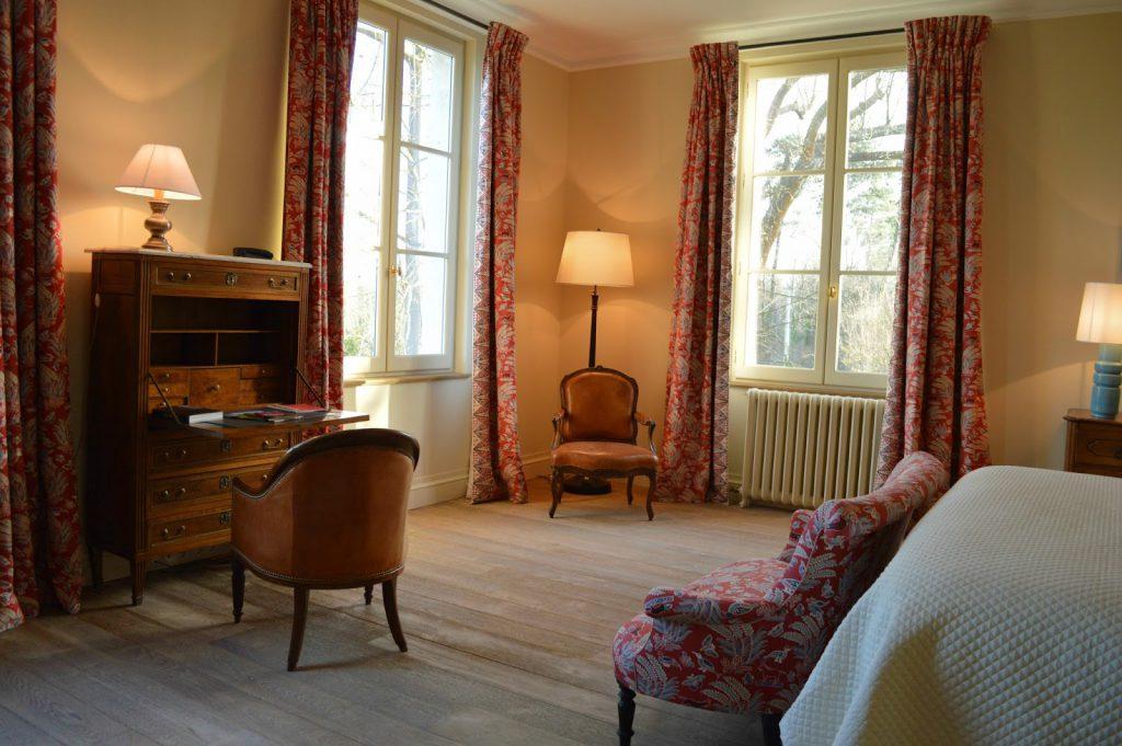 chambre d'hôtes château le pape blog Camille in bordeaux