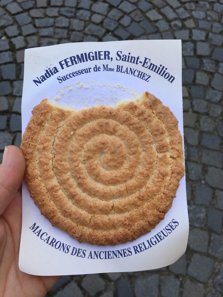 macarons de Saint-Emilion - Camille In Bordeaux
