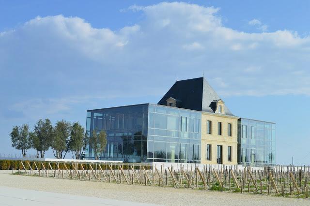 château Pédesclaux Médoc Bordeaux - blog Camille In Bordeaux