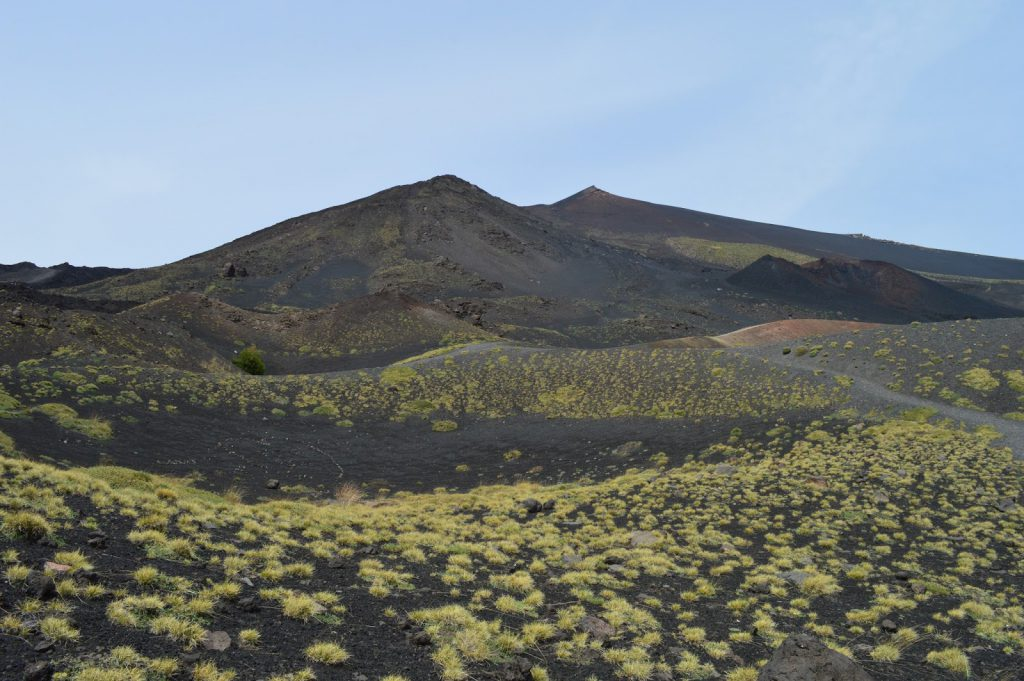 voyage en Sicile ascension de l'Etna