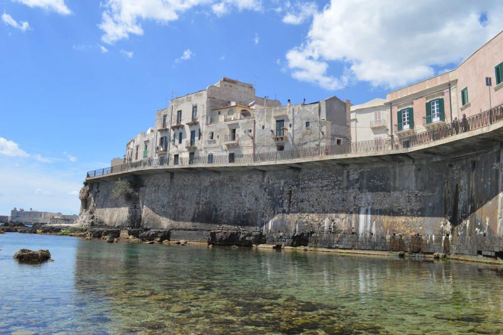 Voyage en Sicile deux jours à Syracuse