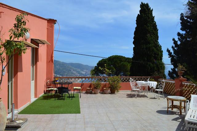hôtel pas cher à Taormine en Sicile - blog voyage Camille In Bordeaux