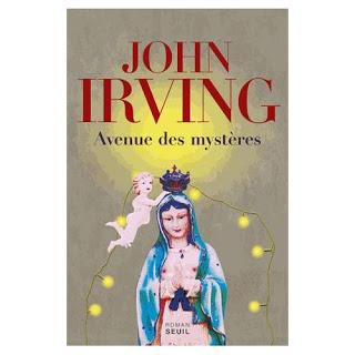 Avenue des mystères un roman envoutant - blog Camille In Bordeaux