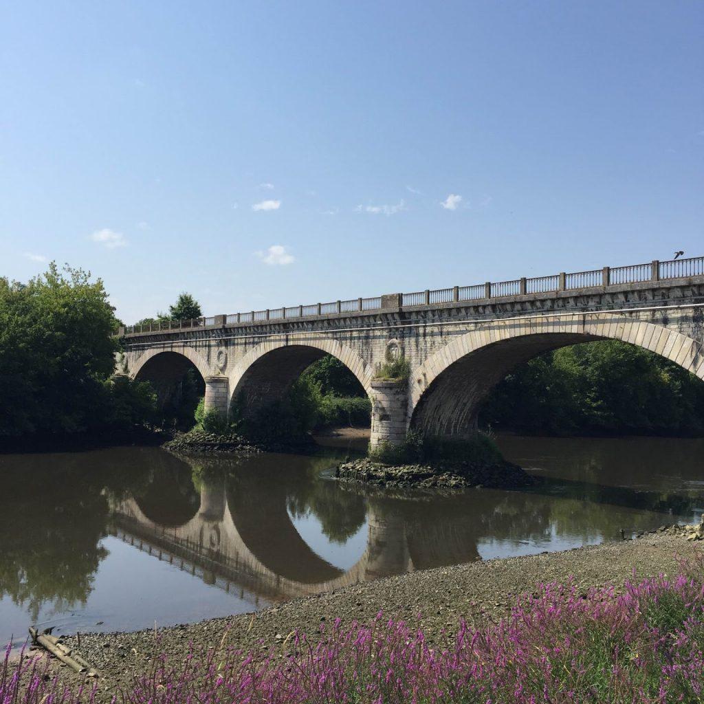 pont de Saubusse - blog Camille In Bordeaux