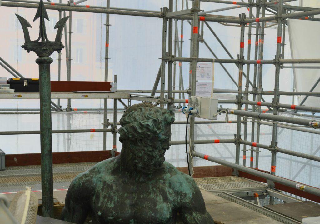fontaine de Neptune Bologne