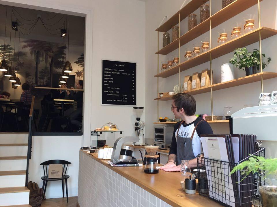 café l'Alchimiste Torréfacteur Bordeaux - blog Camille In Bordeaux