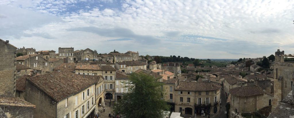 panorama saint emilion blog bordeaux