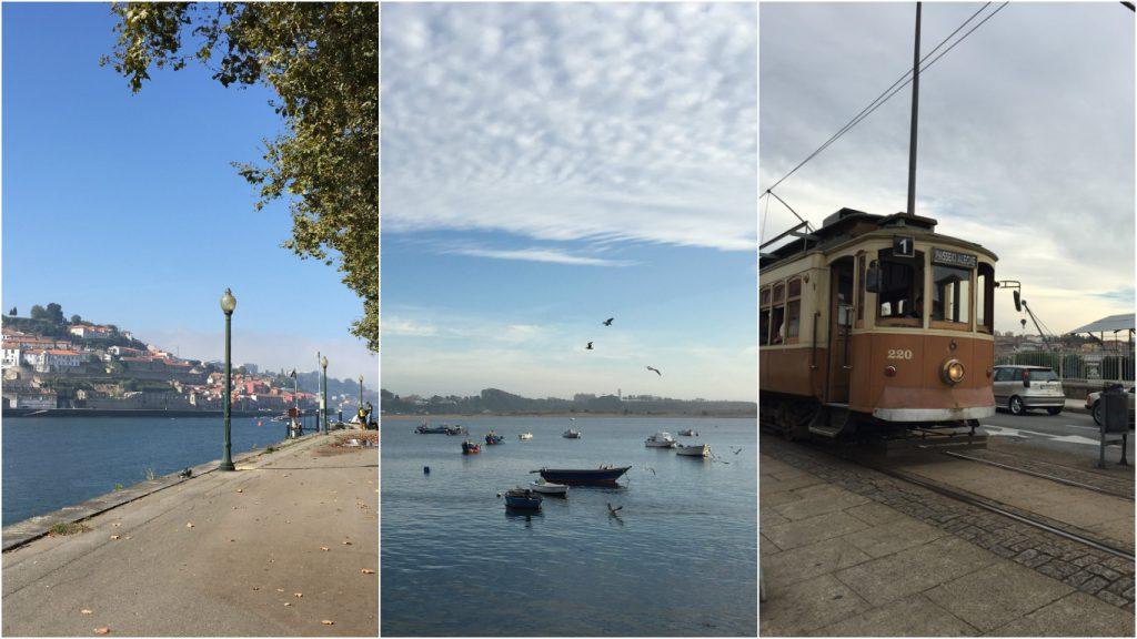 balade porto douro océan blog voyage camille in bordeaux