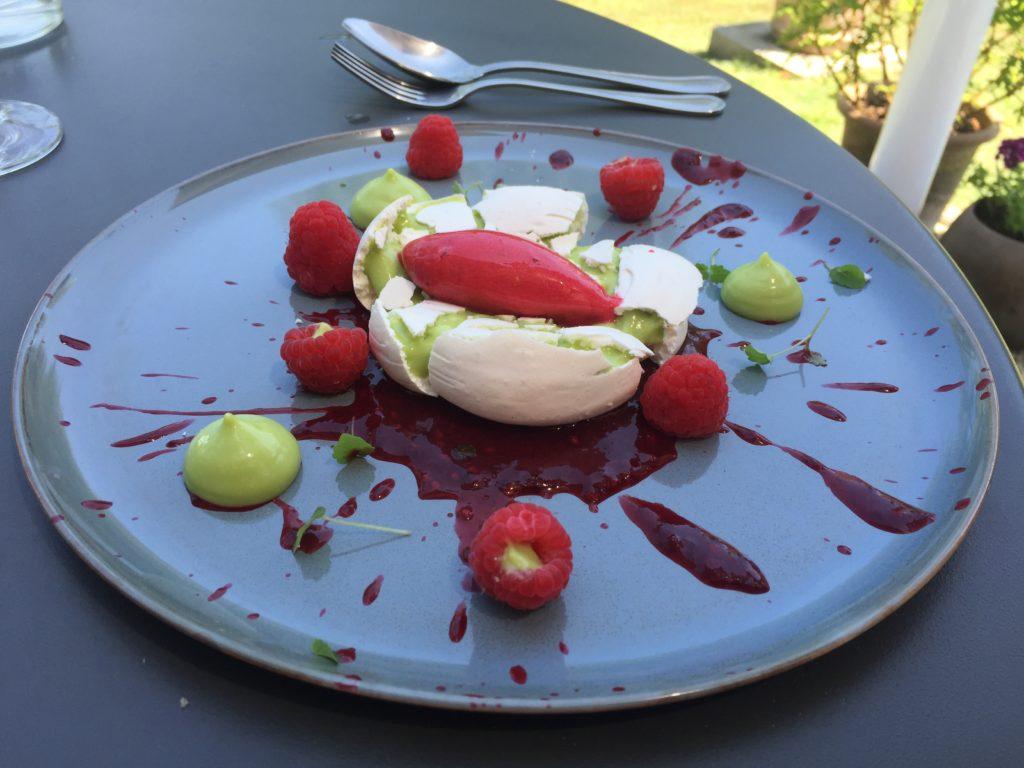restaurant Seignosse la villa de l'étang blanc