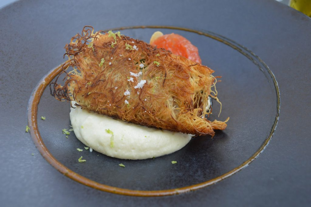 Villa de l'étang blanc adresse gastronomique à Seignosse