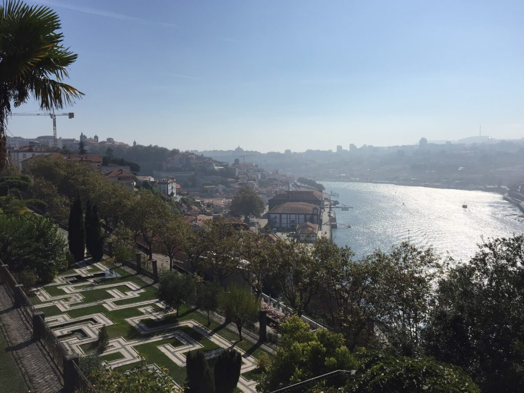 panorama sur porto Palacio de cristal blog voyage