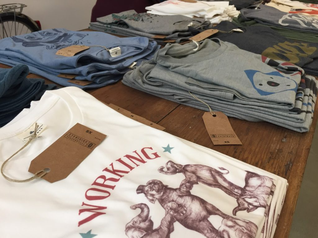 typographia tee shirt homme porto portugal