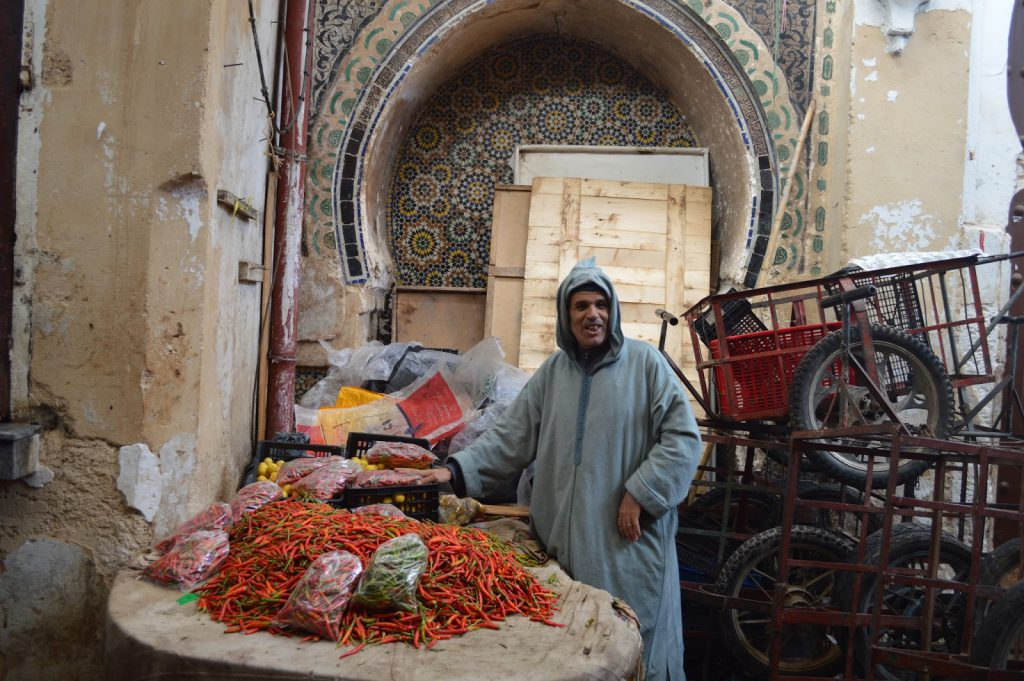 fes medina maroc blog voyage camille in bordeaux