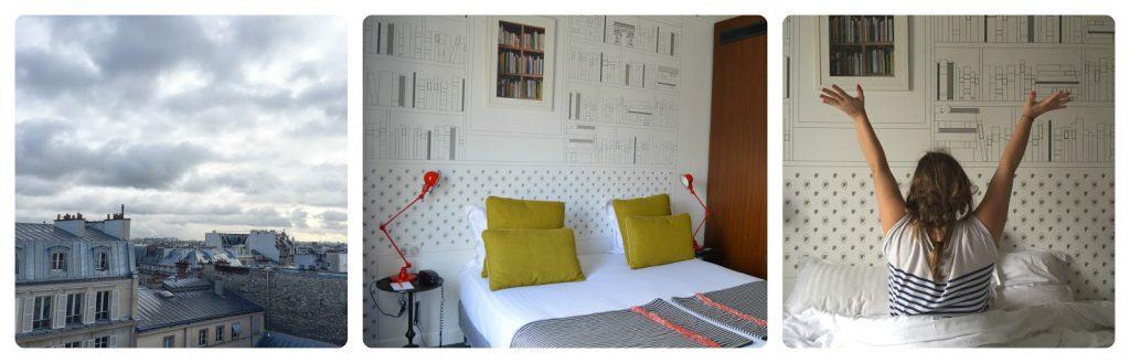weekend paris 9° arrondissement hotel joyce paris 3 étoiles blog bons plans