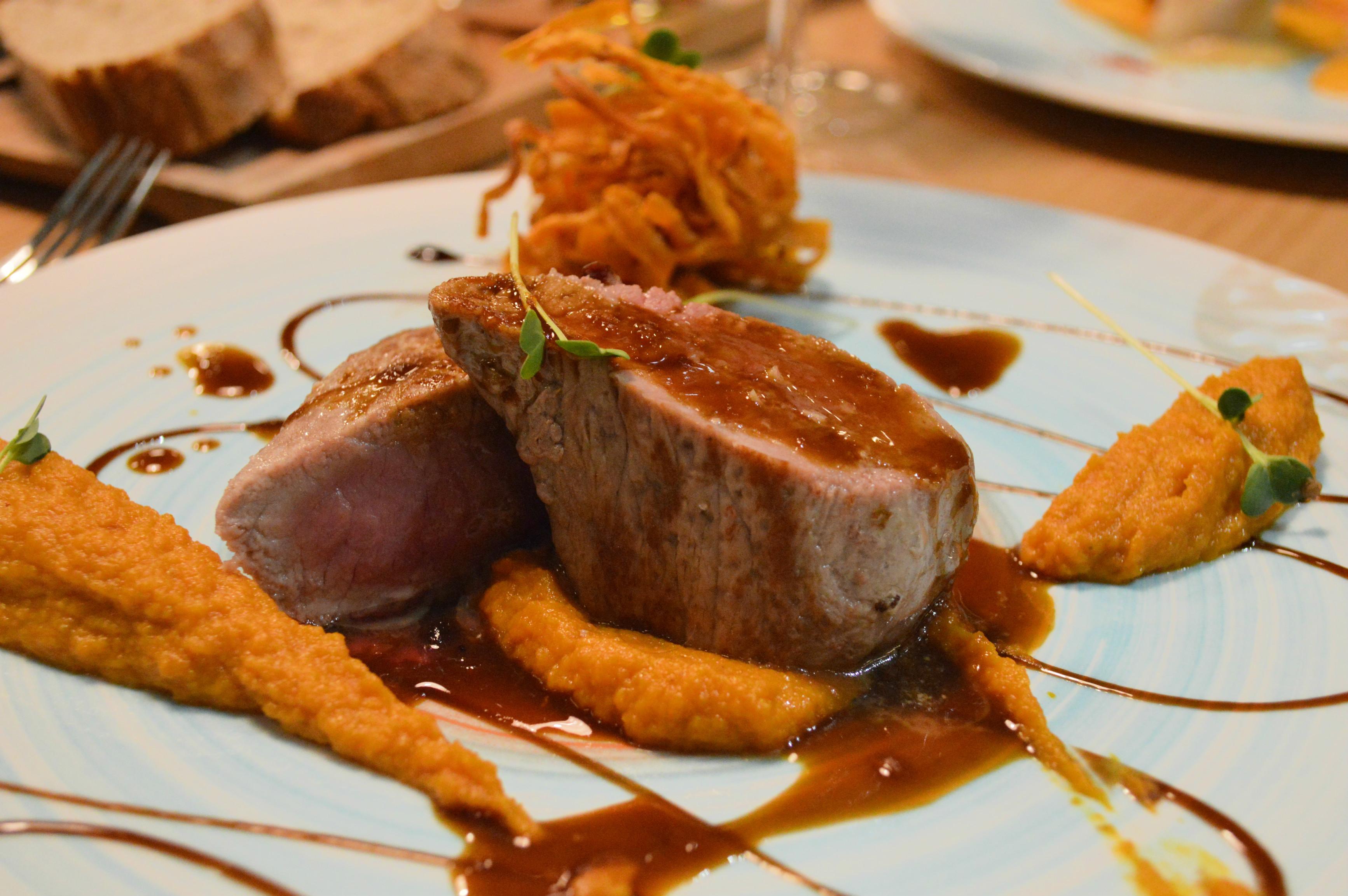 plat restaurant le taïaut talence chef florent Chicard blog food Camille In Bordeaux