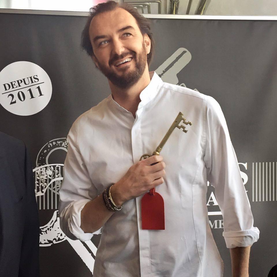 Cyril Lignac primeurs 2016 Bordeaux
