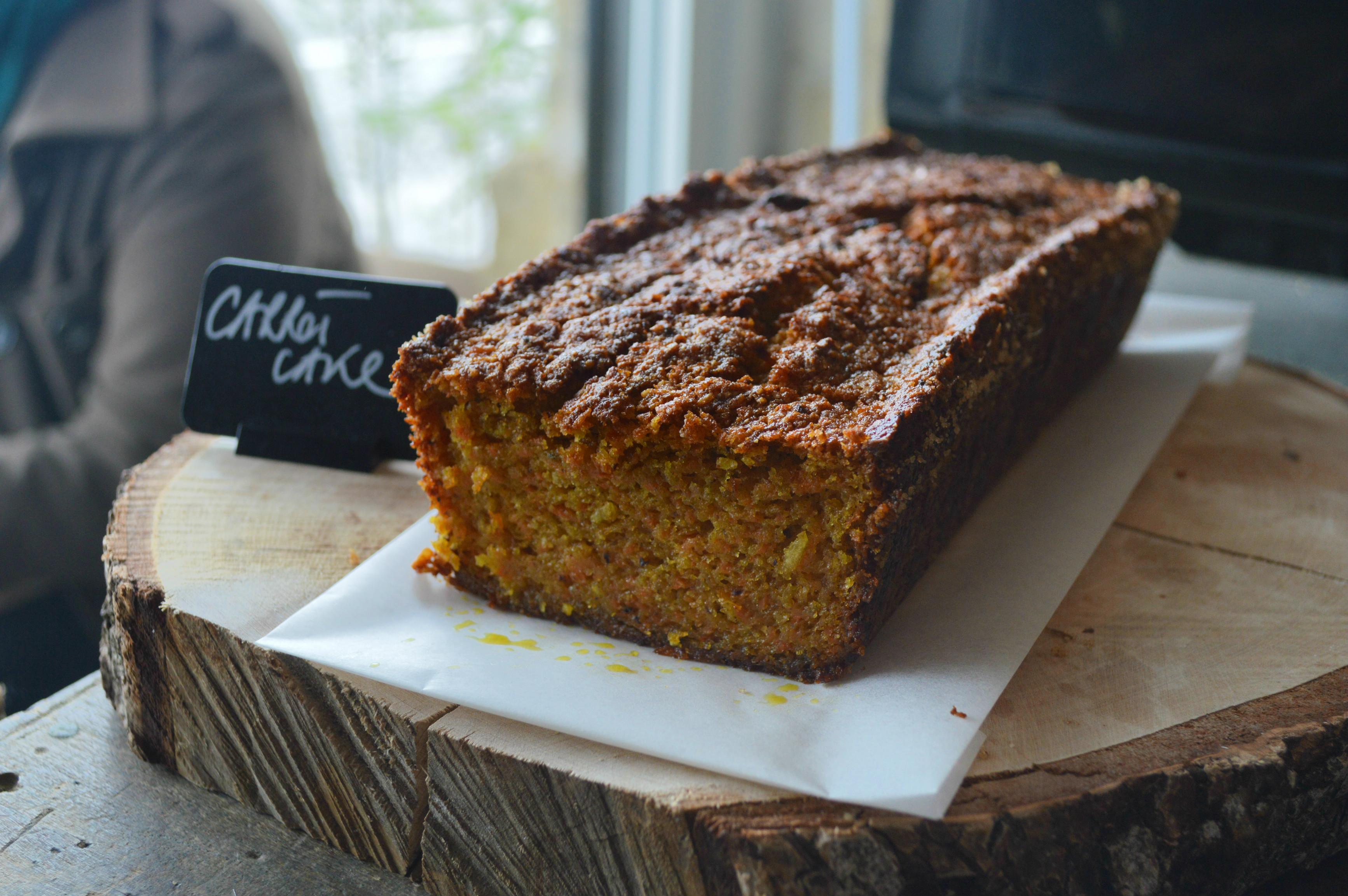 carrot cake Humming Bordeaux blog camille in bordeaux