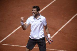 TENNIS - INTERNATIONAUX DE FRANCE 2015