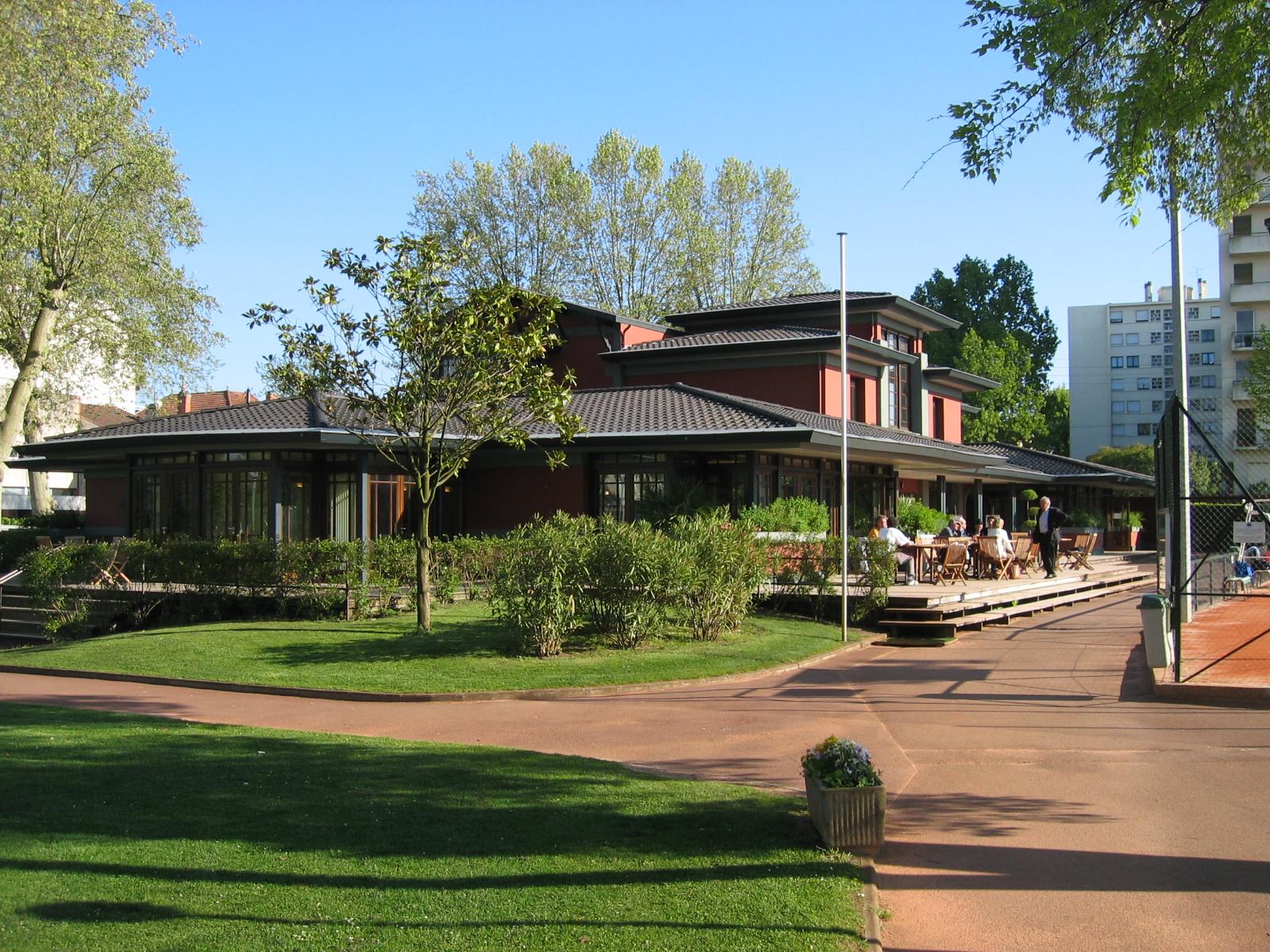 Villa Primrose tennis Bordeaux