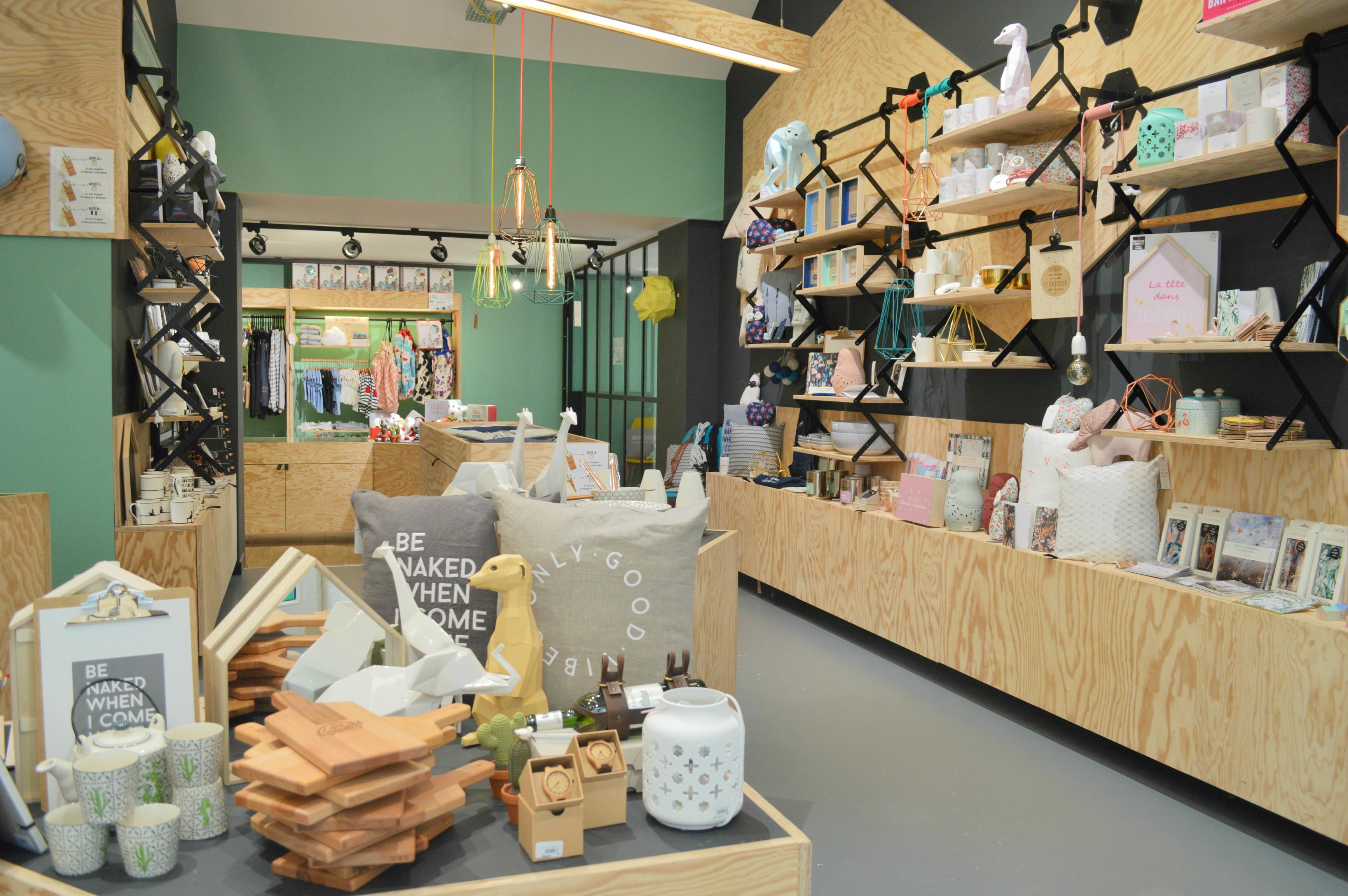 baaam nouveau concept store bordeaux camille in bordeaux. Black Bedroom Furniture Sets. Home Design Ideas