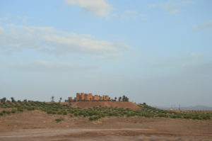 entre Marrakech et Dadès Maroc
