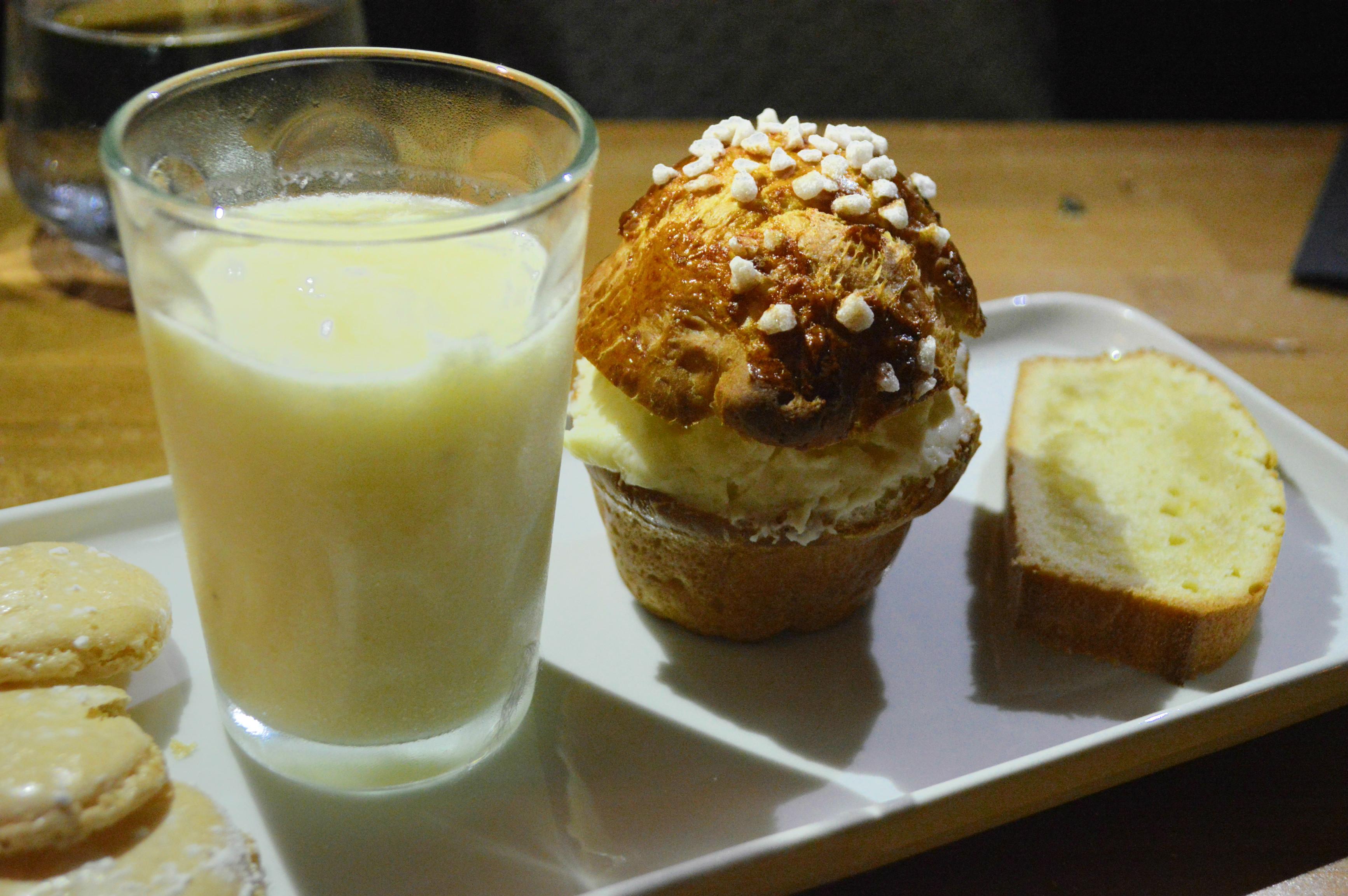 dessert doux secrets d'Hélène Bordeaux
