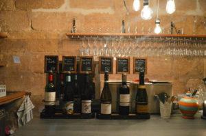 bar à vin Bordeaux les doux secrets d'Hélène