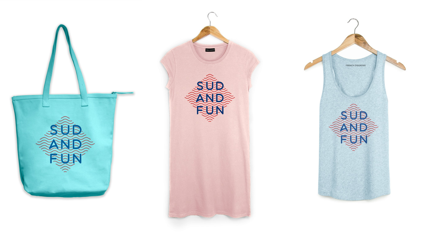 collection Sud and Fun French Disorder et Les Instantanés Bordeaux