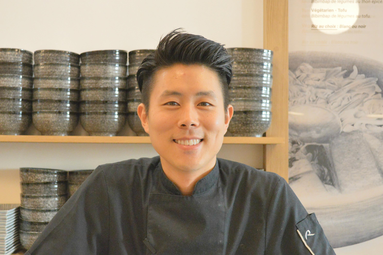 Hui Man chef Bibibap Bordeaux cuisine coréenne - blog Camille In Bordeaux