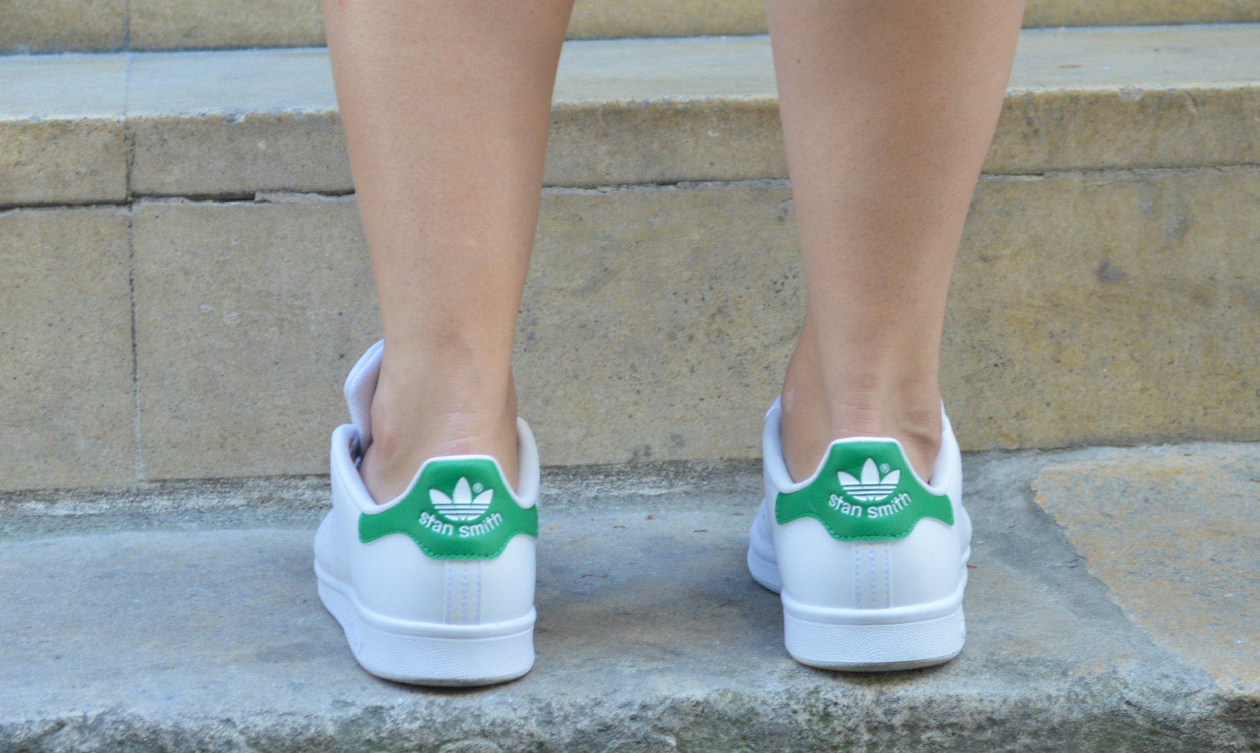 look jupe et Stan Smith - blog mode Camille In Bordeaux