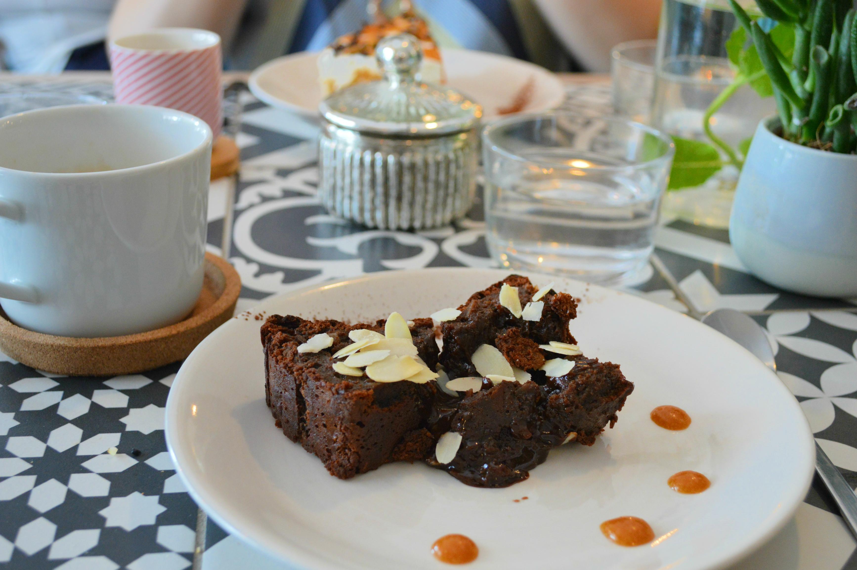 dessert maison l'instant bordeaux bon plan déjeuner - blog Camille In Bordeaux