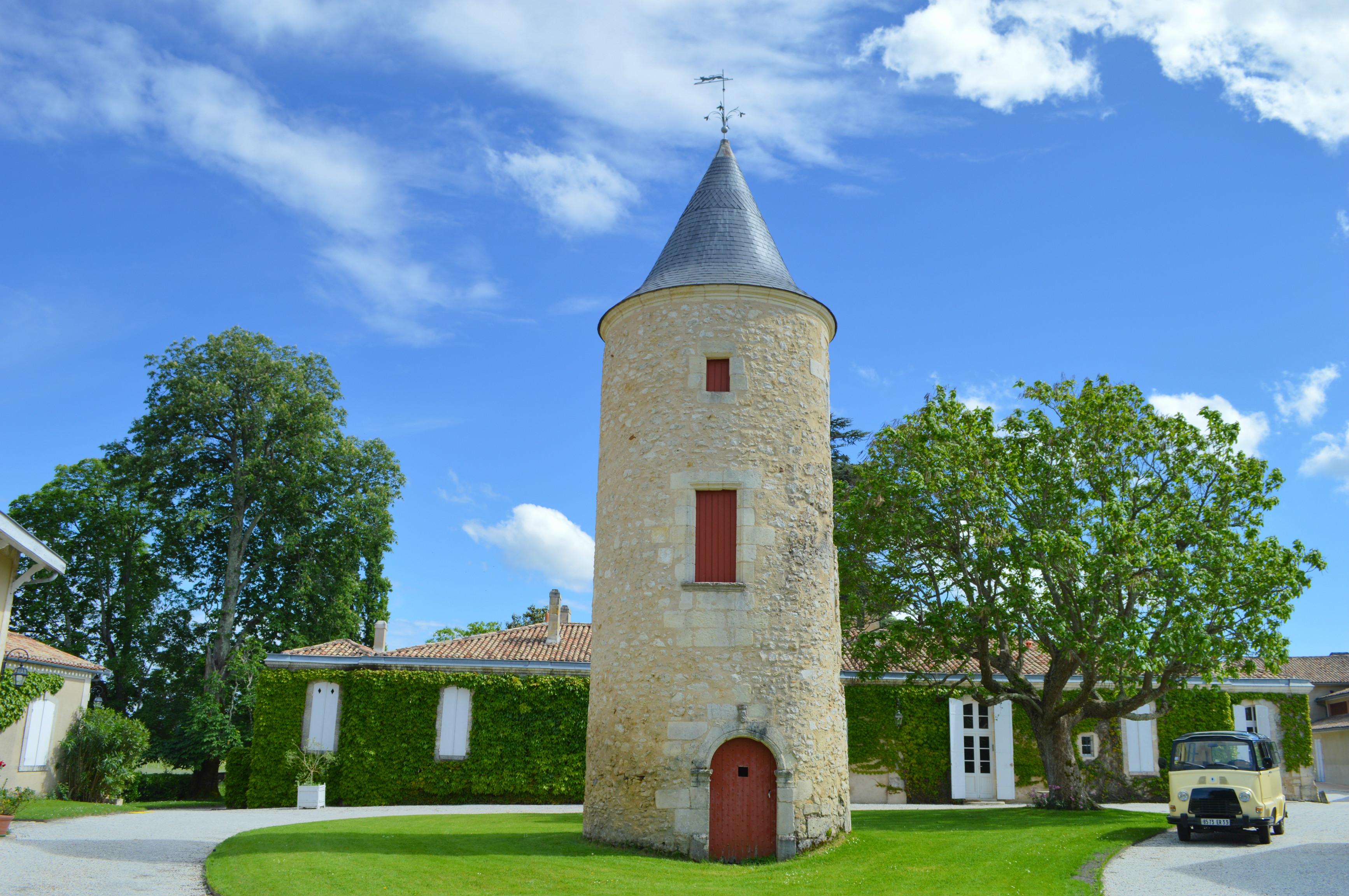 château Latour Martillac - Sur la route des vins de Bordeaux en Graves et Sauternes