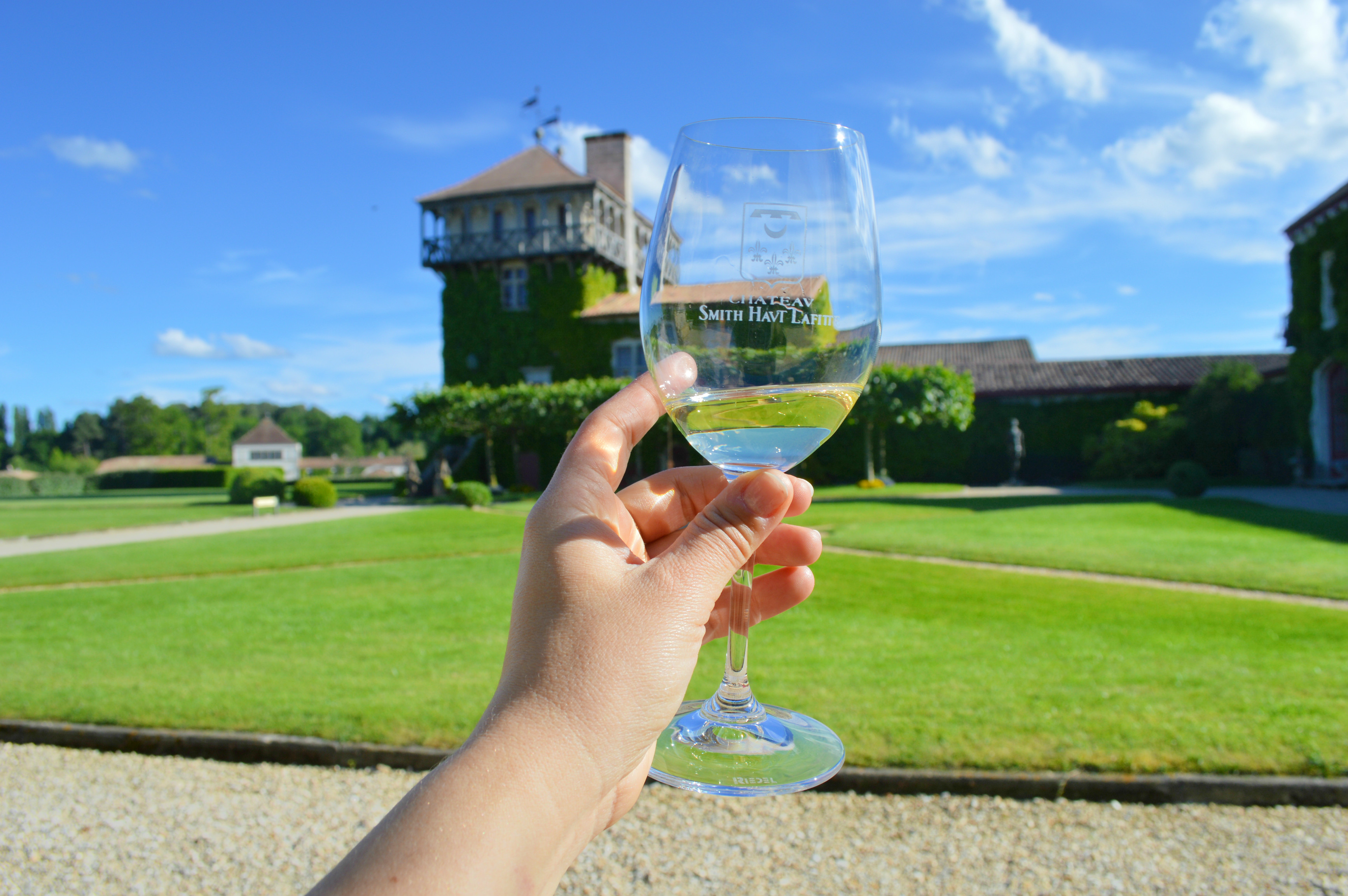 château Smith Haut Lafitte - Sur la route des vins de Bordeaux en Graves et Sauternes