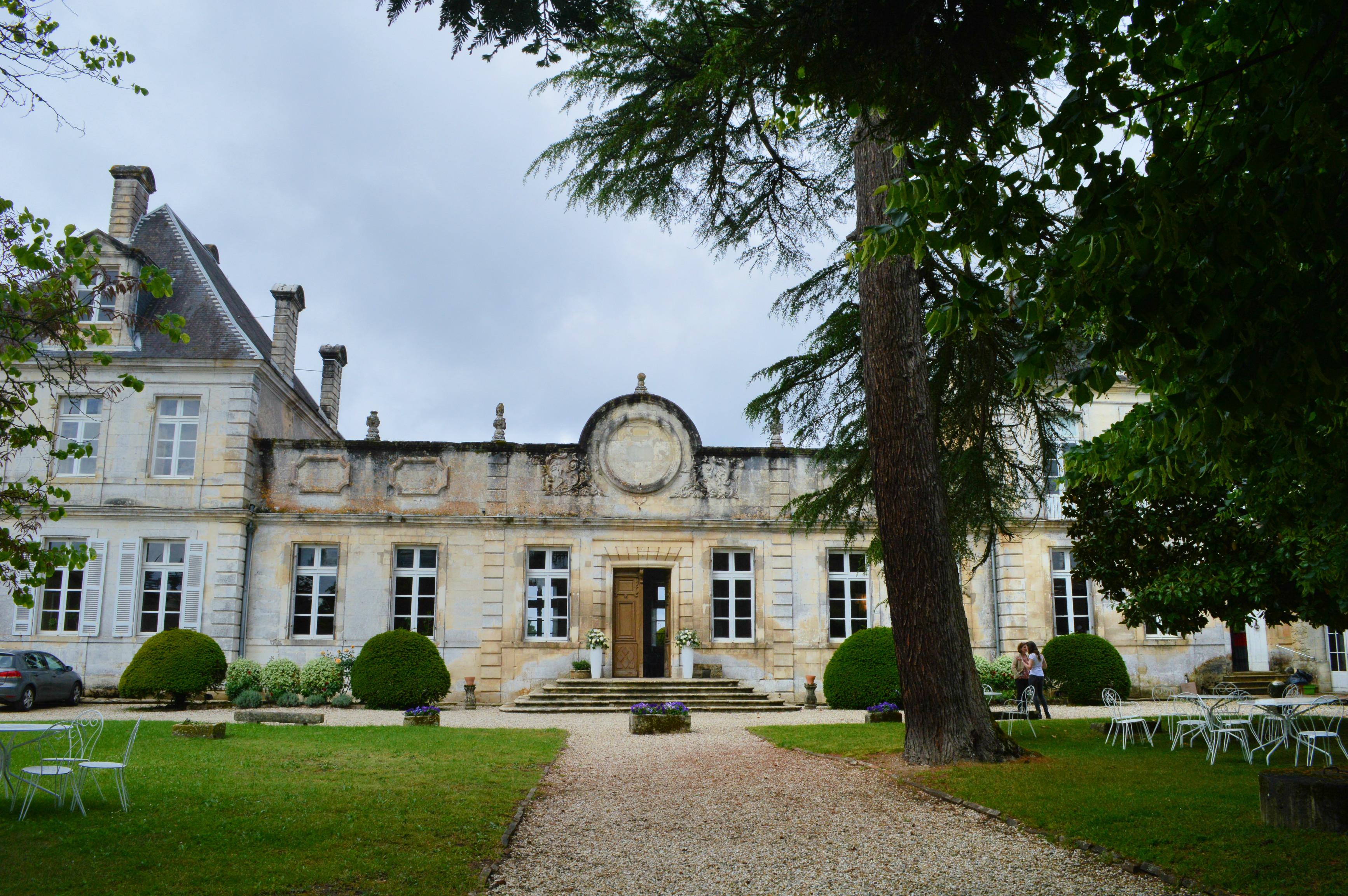 château de Cérons Sur la route des vins de Bordeaux en Graves et Sauternes