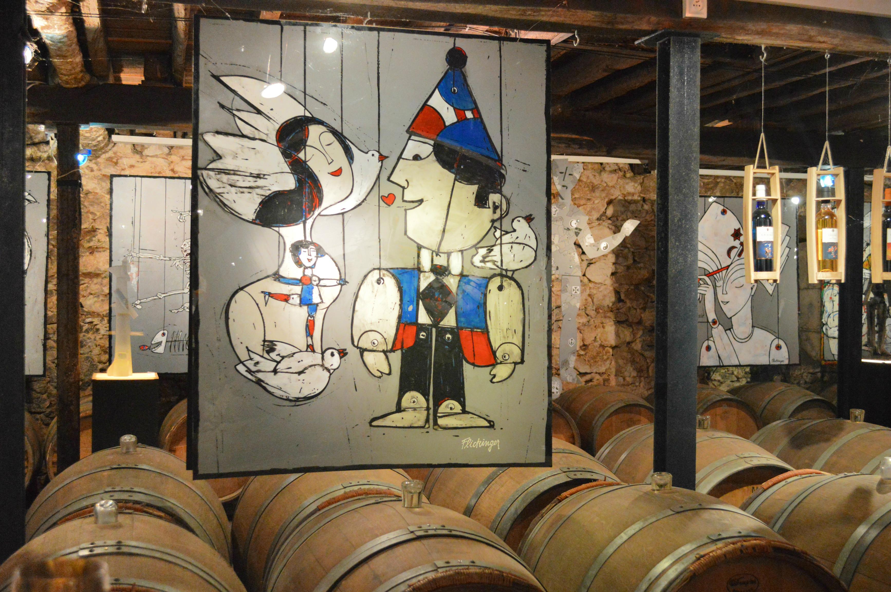 château Gravas Sur la route des vins de Bordeaux en Graves et Sauternes