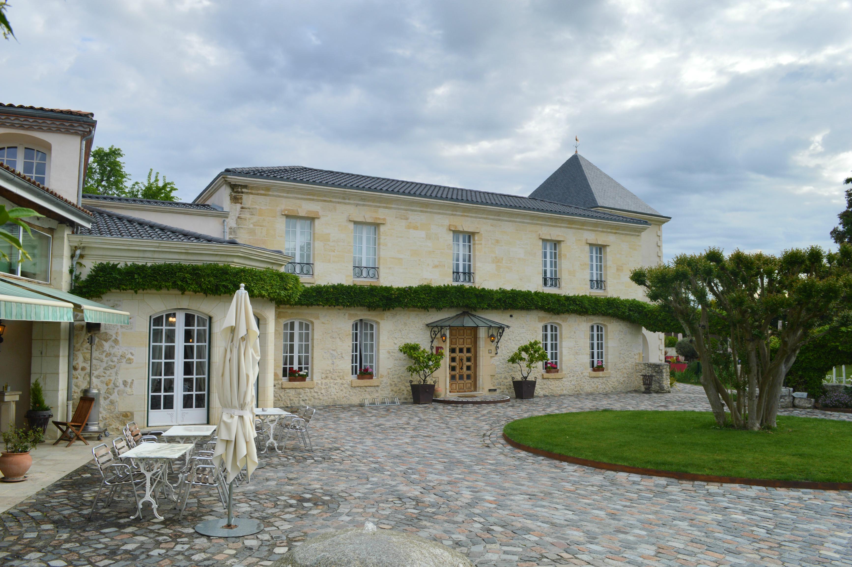domaine de Larchey blog Camille in Bordeaux